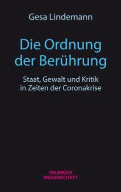 Die Ordnung der Berührung - Lindemann, Gesa