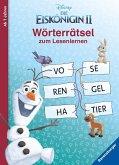 Disney Die Eiskönigin 2: Wörterrätsel zum Lesenlernen (Mängelexemplar)