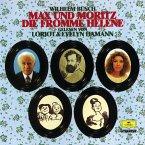 Max und Moritz / Die fromme Helene (MP3-Download)