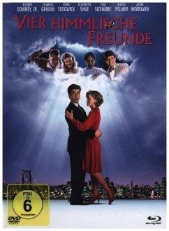 Vier Himmlische Freunde (Mediabook) (Blu-ray+DVD)