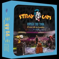 Rocked This Town: From La To London (Ltd.Box+Merch - Stray Cats