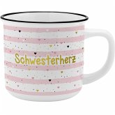 "Becher ""Schwesterherz"""