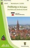 W247 Wanderkarte 1:25 000 Freiburg im Breisgau