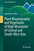 Plant Biogeography and Vegetation of High Mountains of Central and South-West Asia (eBook, PDF)