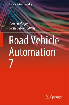 Road Vehicle Automation 7 (eBook, PDF)