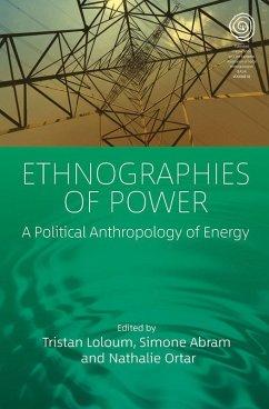 Ethnographies of Power (eBook, ePUB)