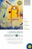 Language Invention in Linguistics Pedagogy