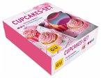 Cupcakes-Set (Mängelexemplar)