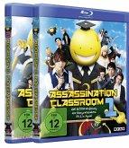 Assassination Classroom - Part 1+2 BLU-RAY Box