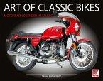 Art of Classic Bikes (Mängelexemplar)