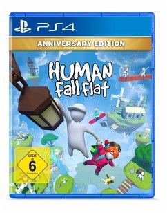 Human: Fall Flat - Anniversary Edition (PlayStation 4)