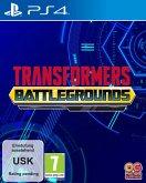 Transformers: Battlegrounds (PlayStation 4)