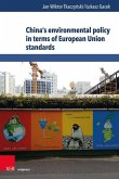 China's environmental policy in terms of European Union standards