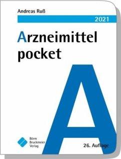 Arzneimittel pocket 2021 - Ruß, Andreas