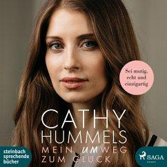 Mein Umweg zum Glück, 1 Audio-CD - Hummels, Cathy