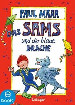 Das Sams und der blaue Drache (eBook, ePUB) - Maar, Paul