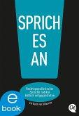 Sprich es an! (eBook, ePUB)