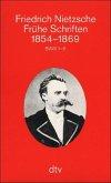 Frühe Schriften 1854-1869, 5 Bde. (Restauflage)