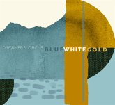 Blue White Gold