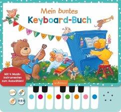 Mein buntes Keyboard-Buch (Mängelexemplar)