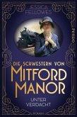 Unter Verdacht / Die Schwestern von Mitford Manor Bd.1 (Mängelexemplar)