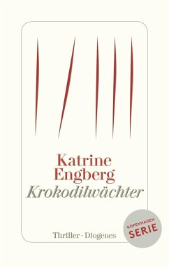 Krokodilwächter (Mängelexemplar) - Engberg, Katrine