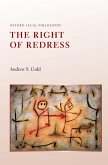 The Right of Redress (eBook, ePUB)