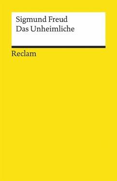Das Unheimliche (eBook, ePUB) - Freud, Sigmund