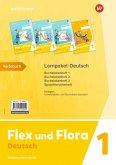 Flex und Flora - Ausgabe 2021. Themenhefte 1 Paket DS