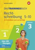 Das Trainingsbuch - Ausgabe 2020. Rechtschreibung 5-10