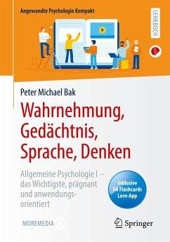 Wahrnehmung, Gedächtnis, Sprache, Denken - Bak, Peter Michael