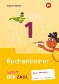 Welt der Zahl 1. Rechentrainer. Allgemeine Ausgabe