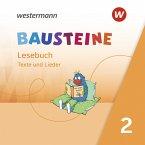 BAUSTEINE Lesebuch - Ausgabe 2021 - Hör-CD 2, Audio-CD
