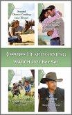 Harlequin Heartwarming March 21 Box Set (eBook, ePUB)
