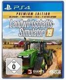 Landwirtschafts-Simulator 19: Premium Edition (PS4)