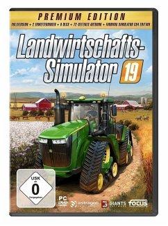 Landwirtschafts-Simulator 19: Premium Edition (PC)