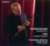 Michael Collins Als Solist Und Dirigent