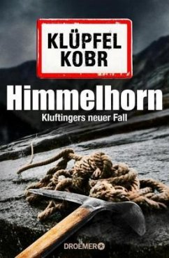 Himmelhorn / Kommissar Kluftinger Bd.9 (Mängelexemplar) - Klüpfel, Volker; Kobr, Michael