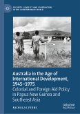 Australia in the Age of International Development, 1945–1975 (eBook, PDF)