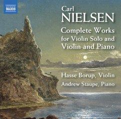 Sämtliche Werke Für Violine - Borup,Hasse/Staupe,Andrew