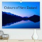 Colours of New Zealand (Premium, hochwertiger DIN A2 Wandkalender 2021, Kunstdruck in Hochglanz)