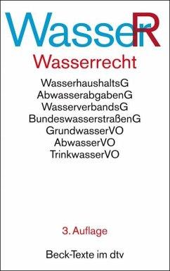Wasserrecht - Reinhardt, Michael
