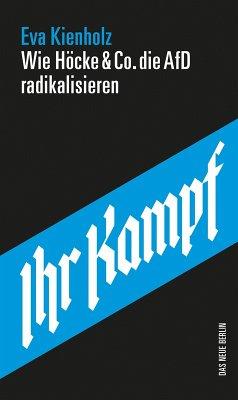Ihr Kampf (eBook, ePUB) - Kienholz, Eva