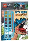 Lego(r) Jurassic World(tm): Paint with Dinosaurs