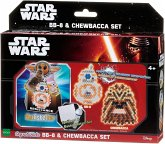 Aquabeads Star Wars BB-8 und Chewbacca