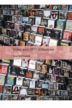 Video and DVD Industries (eBook, ePUB) - Mcdonald, Paul