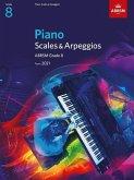Piano Scales & Arpeggios, ABRSM Grade 8