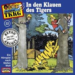 Folge 22: In den Klauen des Tigers (MP3-Download) - Wolf, Stefan; Francis, H.G.