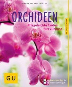 Orchideen (Mängelexemplar) - Röllke, Kerstin;Röllke, Frank