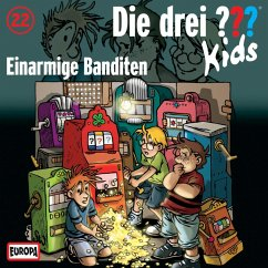 Folge 22: Einarmige Banditen (MP3-Download) - Blanck, Ulf